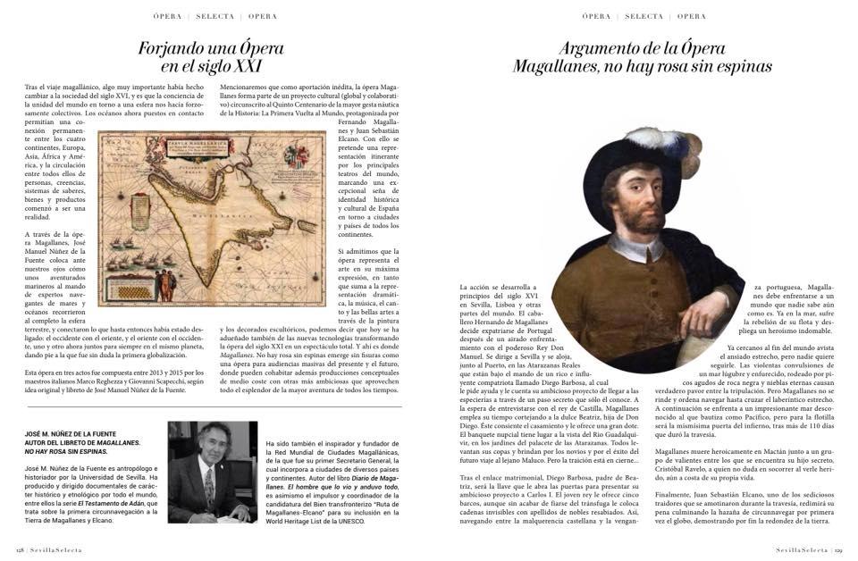 Sevilla Selecta Magazine