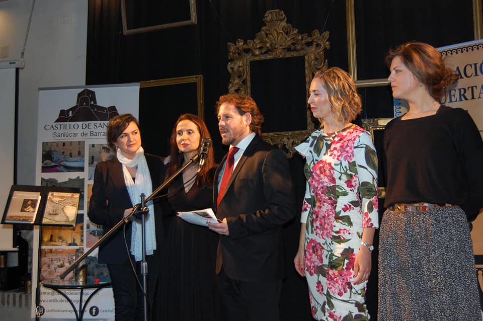 Adela Reina, Darcy Monsalve, Israel Lozano, Natalia Díaz, Reyes Cabrera